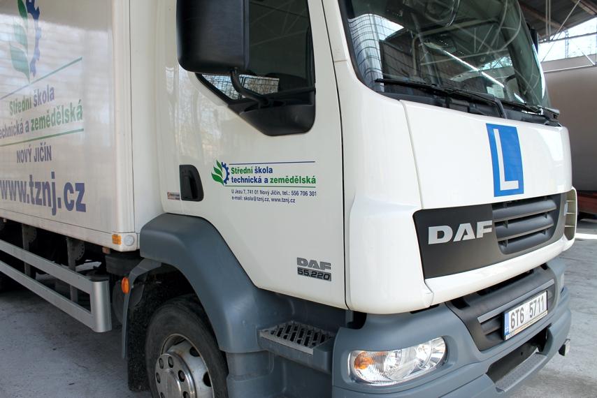 nákladní automobil DAF